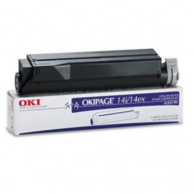 OKI 40433203 (PRINT-CART-OKIPAGE 10 / 12 / 14) - originální - Černá(012-00470)