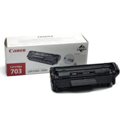 Canon Cartridge 703 - originální - Černá(012-00660)