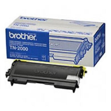Brother TN-2000 - originální - Černá na 2500 stran(012-00760)
