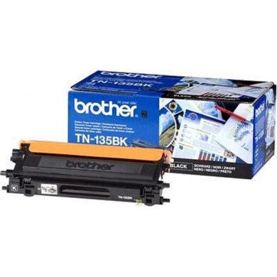 Brother TN-135BK - originální - Černá velkoobjemová na 5000 stran(012-00820)