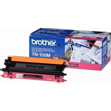 Brother TN-135M - originální - Magenta velkoobjemová na 4000 stran(012-00822)