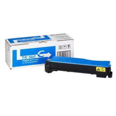 Kyocera TK-560C pro FS C5300, cyan toner - originální(012-00841)