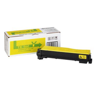 Kyocera TK-560Y pro FS C5300, yellow toner - originální(012-00843)