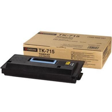 Kyocera TK-715 pro FS3050/4050/5050, 30K toner - originální(012-00890)