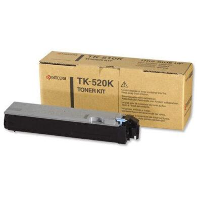 Kyocera TK-520K pro FS C5015, 6K toner black - originální(012-00910)