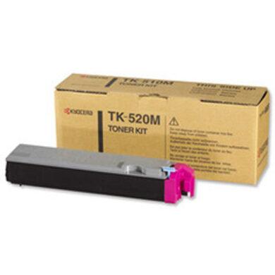 Kyocera TK-520M pro FS C5015, 4K toner magenta - originální(012-00912)