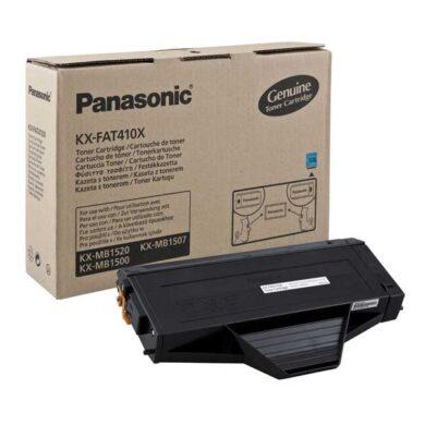 Panasonic KX-FAT410X toner 2,5K pro MB1500/MB1520 - originální(012-01001)