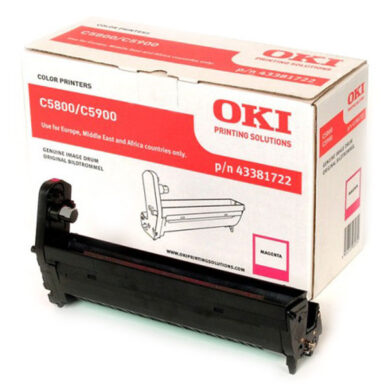 OKI 43381722 (EP-CART-M-C5800/5900) - originální - Fotojednotka MA na 20K stran(015-00962)