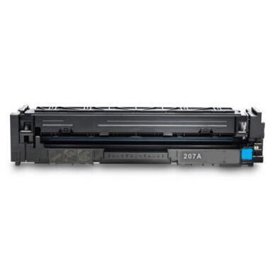 HP W2211A CY (207A) renovace s čipem 1k25 cyan (neukazuje hladinu toneru)(019-03721)