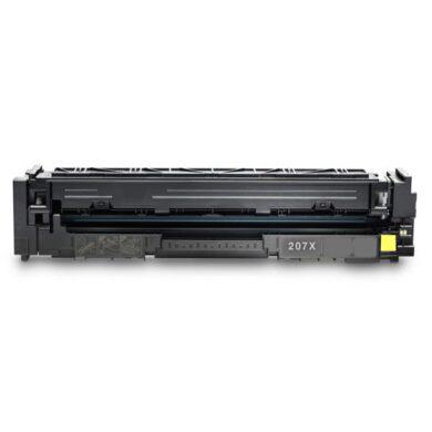 HP W2212X YE (207X) renovace s čipem 2k45 yellow (neukazuje hladinu toneru)(019-03727)