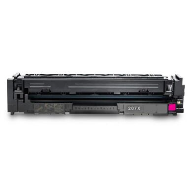 HP W2213X MA (207X) renovace s čipem 2k45 magenta (neukazuje hladinu toneru)(019-03728)