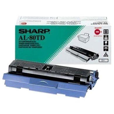 Sharp AL-80TD toner.kazeta AL840 - originální(021-00140)