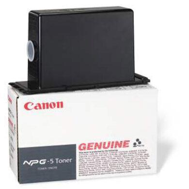 Canon NPG-5 - originální - Černá(022-00080)