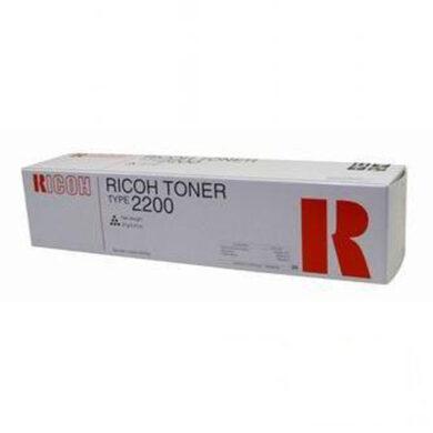 Ricoh FT 2012/2200  1 x 91 gr toner - originální(022-00750)