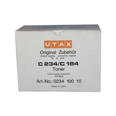 Utax C234/C184 (1x190g) toner - originální(022-01580)