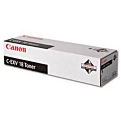 Canon C-EXV18 - originální - Černá(022-01720)