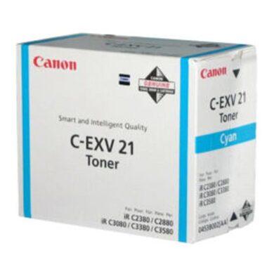 Canon C-EXV21 Cy - originální - Cyan(022-01861)