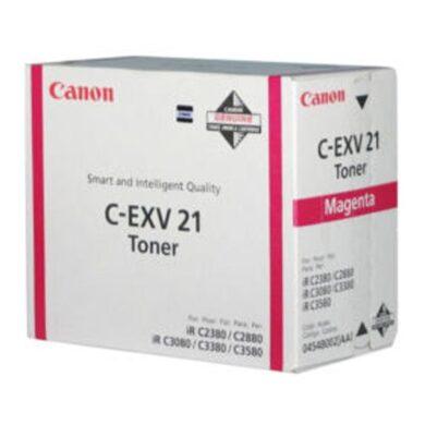 Canon C-EXV21 Ma - originální - Magenta(022-01862)