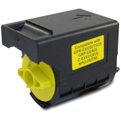 Canon C-EXV21 Ye - kompatibilní - Yellow na 14000 stran(022-01868)