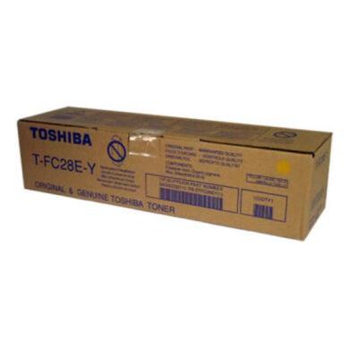 Toshiba T-FC28EY pro e-studio 2330/2820 yellow - originální(022-02013)