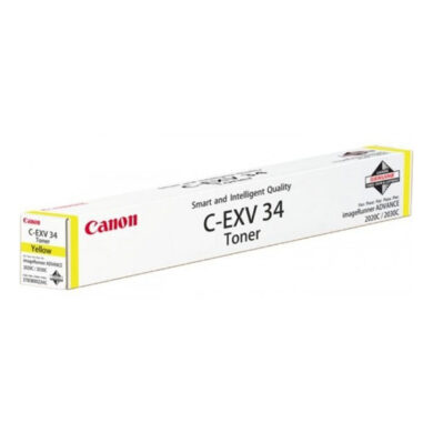 Canon C-EXV34 Ye - originální - Yellow na 19000 stran(022-02053)