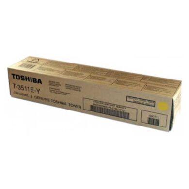 Toshiba T-3511E-Y toner 40K pro e-Studio 3511/4511 - originální(022-02073)
