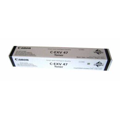 Canon C-EXV47 Bk - originální - Černá na 19000 stran(022-02120)
