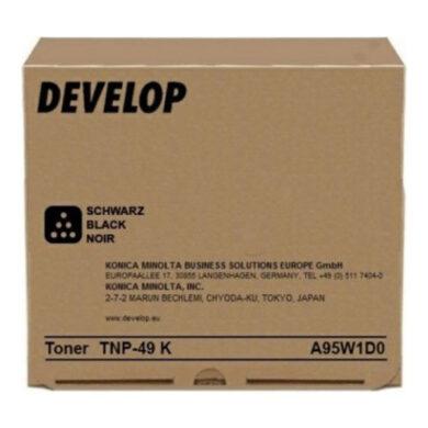 DEVELOP TN-49K toner 13k pro ineo 3351/3851 (A95W1D0) black(022-02160)