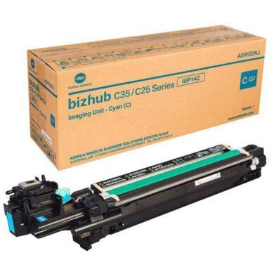 Minolta Imaging Unit IUP-14 Cyan 30k (A0WG0KJ)(022-02171)