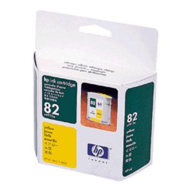 HP C4913A (82) - originální - Yellow(031-00060)
