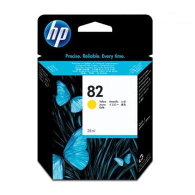 HP CH568A (82) - originální - Yellow(031-00064)
