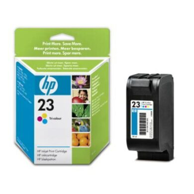 HP C1823D (23) - originální - Barevná na 690 stran(031-00730)