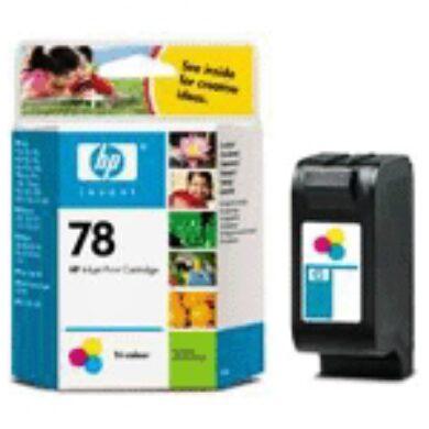 HP C6578A (78XL) - originální - Barevná na 1200 stran                           (031-00751)