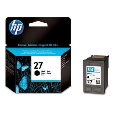 HP C8727A (27) - originální - Černá na 220 stran(031-01790)
