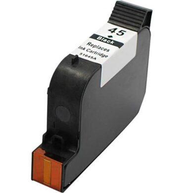 HP 51645A (45) - kompatibilní - Černá na 833 stran(031-02110)