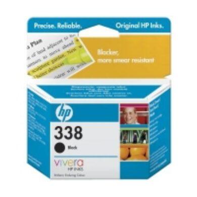 HP C8765E (338) - originální - Černá na 480 stran(031-02410)