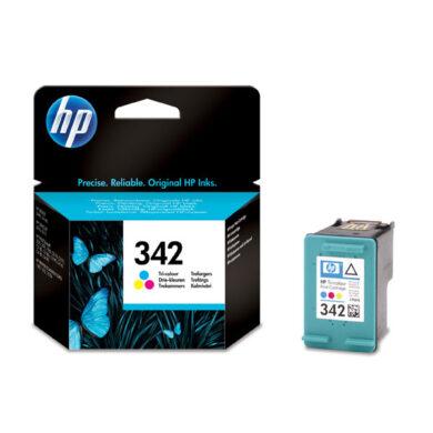 HP C9361E (342) - originální - Barevná na 220 stran(031-02665)