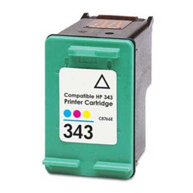 HP C8766E (343) - kompatibilní - Barevná na 330 stran(031-02865)