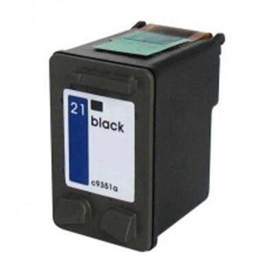 HP C9351A (21) - kompatibilní - Černá na 190 stran(031-02930)