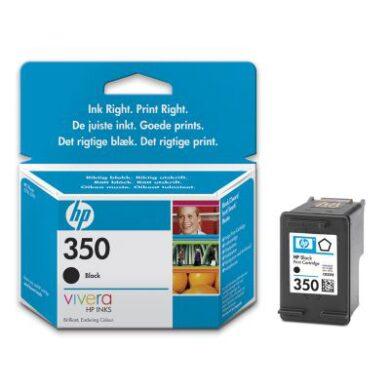 HP CB335E (350) - originální - Černá na 750 stran(031-02961)