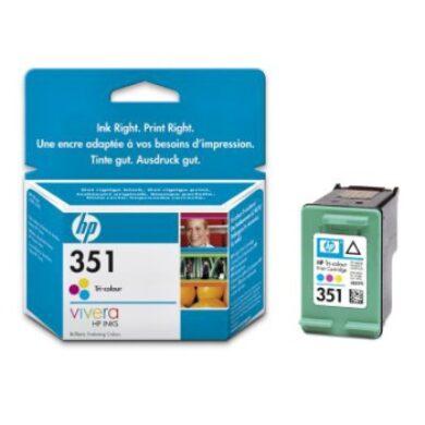 HP CB337E (351) - originální - Barevná na 170 stran(031-02962)