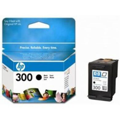 HP CC640E (300) - originální - Černá na 200 stran(031-03110)