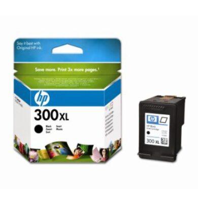 HP CC641E (300XL) - originální - Černá velkoobjemová na 600 stran(031-03111)
