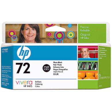 HP C9370A (72) - originální - Photo Black velkoobjemová(031-03130)