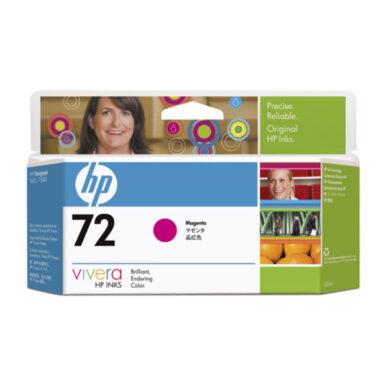HP C9372A (72) - originální - Magenta velkoobjemová(031-03132)