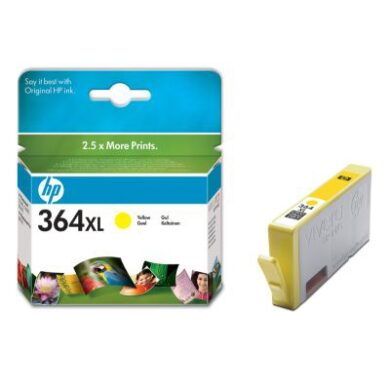 HP CB325E (364XL) - originální - Yellow velkoobjemová na 750 stran(031-03184)