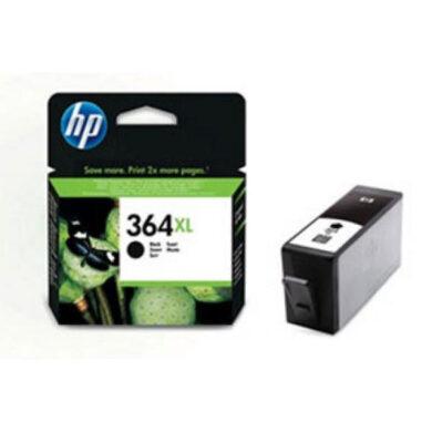 HP CN684E (364XL) - originální - Černá velkoobjemová na 550 stran(031-03185)