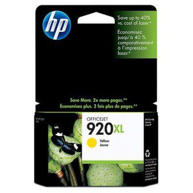 HP CD974A (920XL) - originální - Yellow velkoobjemová na 700 stran(031-03323)