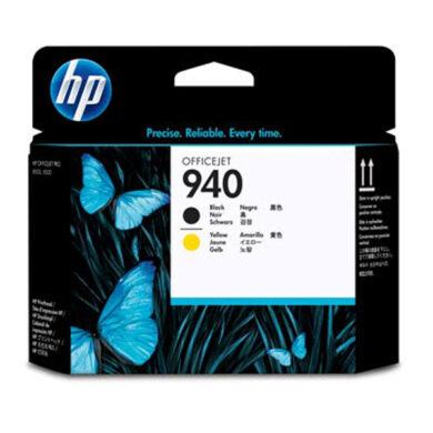 HP C4900A head no.940 black / yellow - originální  (031-03335)
