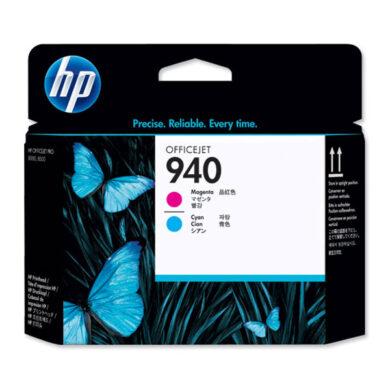 HP C4901A head no.940 cyan / magenta - originální(031-03336)